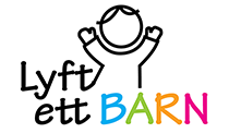 Lyft Ett Barn Logotyp